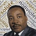 CELEBRATING MARTIN LUTHER KING JR BIRTHDAY AT THE MUNICIPAL MARKET THIS WEEK